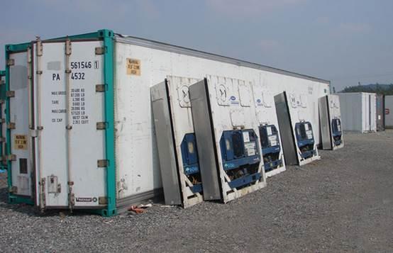 冷藏运输及国内配送