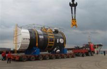 大连货运代理承运福清三号核电设备